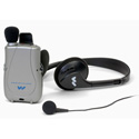 Williams Sound Pocketalker Ultra with Earbud and Headphone