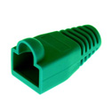 Platinum Tools 105085 RJ45 Boot 6.5mm Max OD - Green - 100 Pack