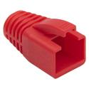 Platinum Tools 105105 RJ45 Boot 8.0mm Max OD - Red - Bag of 100