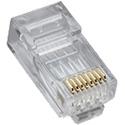Platinum Tools 106162C RJ45 (8P8C) Cat5e HP Round-Stranded - 25 pack