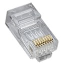 Platinum Tools 106168J RJ45 CAT5e High Performance Connector Jar - 100 Count