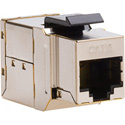 Platinum Tools 769-1 Cat6 Shielded Keystone Coupler - F to F - 1 Piece