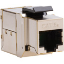 Platinum Tools 771-1 Cat6A Shielded Keystone Coupler - F to F - 1 Piece