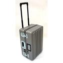 Platt Cases 231510AHG Heavy-Duty Polyethylene ATA Case with Wheels
