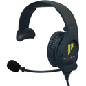 Pliant Technologies PHS-SB110-U SmartBoom Pro Single-Ear Dynamic Headset - Unterminated Cable