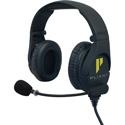 Pliant Technologies PHS-SB210E-DM SmartBoom PRO Dual Ear Headset with Dual 3.5mm Connector