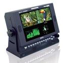 Plura PBM-307-3G 7-Inch 3G HD-SDI Broadcast Monitor (1024x600) Class A