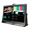 Plura SFP-221-3G 21-Inch Class A 3G 1920x1080 Broadcast Video Monitor w/SFP Port