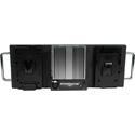 POWERANGE PR-DB-48VP002 V-mount 48V Battery Plate for ARRI Skypanel Plate Only (batteries not included)