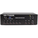 Pure Resonance Audio PRA-MA60BT 60 Watt 7 Channel Commercial Mixer Amplifier with Bluetooth