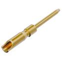 Neutrik PS1 Male Solder Contact - Gold Plated
