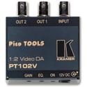 Kramer PT-102VN 1X2 Video Distribution Amplifier B-Stock