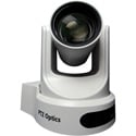 PTZOptics 20x Zoom Live Streaming 3G-SDI PTZ Camera (White) US Style Power