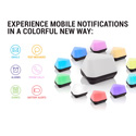 Incipio PW-153 PROMPT Visual Notification Pod for Bluetooth Enabled Smartphones