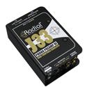 Radial J33 Turntable DI Direct Box