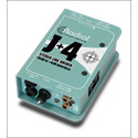 Radial J Plus-4 Stereo -10dB to Plus-4dB Line Driver