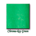 UPS 72in Prod Cloth Fire Retardant Chroma Key Green