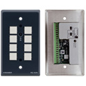 Kramer RC-8IR 8-Button Universal Room Controller with IR Learning