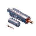 Canare RCAP-C77 RCA Crimp Plug fits Canare LV-77S and Belden 8281F
