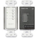 RDL D-RC4M 4 Channel Remote Control for RU-ASX4D and RU-ASX4DR
