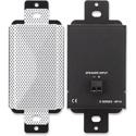 Radio Design Labs D-SP1A 2 Watt Decora-Style 8 Ohm Loudspeaker - White