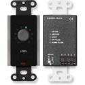 RDL DB-RLC10 Remote Level Control - Rotary Optical Encoder - Black