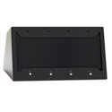 RDL DC-4B Desktop or Wall Mounted Chassis for Decora Remote Controls and Panels