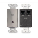 RDL DS-TPS8A Active Two-Pair Sender - Twisted Pair Format-A - Mini jack input