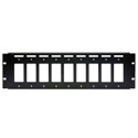 RDL RM-D9 Rack Mount for 9 Decora Modules - 3RU