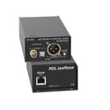RDL SF-ND2 Two Dante Network Audio Channels to Stereo Digital Audio Output Interface