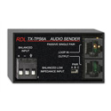 RDL TX-TPS6A Passive Single-Pair Sender - Twisted Pair Format-A - Balanced audio line input