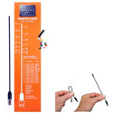 Remote Audio ANSMA Miracle Whip UHF Antenna Kit w/ SMA Connector