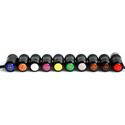 Remote Audio XLRLPD Colored Decal for XLRLPF & XLRLPM - Black