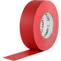 Pro Tapes 001UPCG255MRED Pro Gaff Gaffers Tape RGT-60 2 Inch x 55 Yards - Red