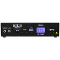 Rolls HRS84 FM Digital Tuner/Receiver with XLR outputs