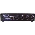 Rolls MA255 Stereo 20w/ch Class D Mixer Amp