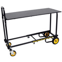 RocknRoller R2LSH Long Shelf for Cart Model R2RT for an Instant Workstation