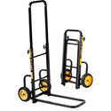 RocknRoller RMH1 Mini Hand Truck with Extended Nose
