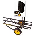 RocknRoller RRK1 Cargo Extension Rack - Works with R6/ R8/ R10/ & R12 Carts