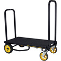 RocknRoller RSD14 Expandable Carpeted Solid Deck Kit for R14RT/ R18RT Multi-Carts
