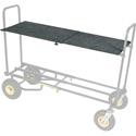 RocknRoller Multi-Cart RSH10 Expandable Shelf Kit for R8/ R10/ R12