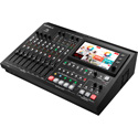 Roland VR-50HD MK II Multi-Format AV Mixer - 3Gbps 1080/60p - Audio Embedding - USB 3.0/2.0