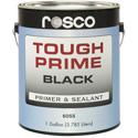 Rosco 6055 Tough Prime - Primer & Sealant - Black - 1 Gallon