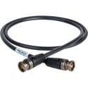 Laird RTBNC-1505-003 6G-2K UHD Cable w/ Neutrik rearTWIST UHD BNC Connectors & Belden RG59 1505A Cable - 3 Foot