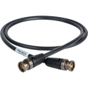 Laird RTBNC-1505-003 6G-2K UHD Cable w/ Neutrik rearTWIST UHD BNC Connectors & Belden RG59 1505A Cable - 3 Foot
