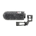 Rycote 033352 Softie with 18cm Medium Hole with Mount and Pistol Grip