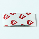 Rycote 066329 Stickies Advanced - Square Adhesive Pad for Lav Mics- 20mm Square - Bag of 100
