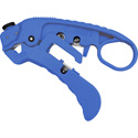 Simply45 - S45-S01BL Adjustable UTP Stripper - Blue