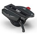 Sachtler S2080-0005 aktiv SpeedSwap Slider/Tripod - Sideload Platform with 2x 3/8in Screws for Quick Detachment - 75 mm