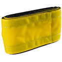 Safcord-4100-YW Cable Crossover Velcro Cord Cover 4 Inch x 100 Foot Yellow